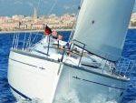 monohull sailboat Yacht Rental in Vilanova
