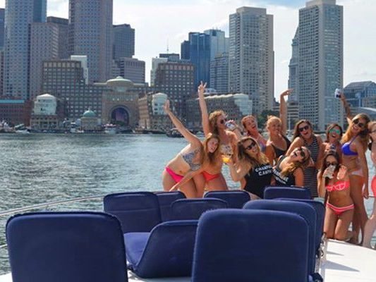 Boston Yacht Rental