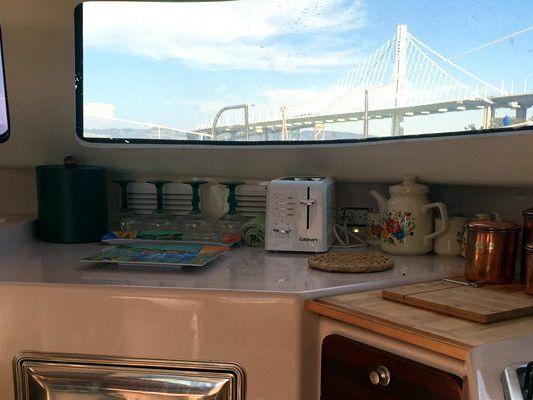 San Francisco Yacht Charter