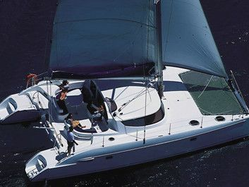 catamaran sailing yacht Yacht Rentals in San Francisco