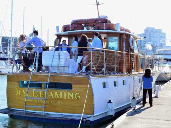 Party Motor Yacht Yacht Rental in San Francisco
