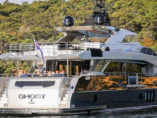 Motor Yacht Yacht Rental in Sydney