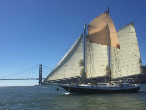 Monohull Sailboat Yacht Rentals in San Francisco