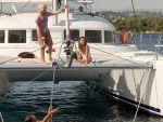 Catamaran Sailing Yacht Yacht Rental in Long Beach