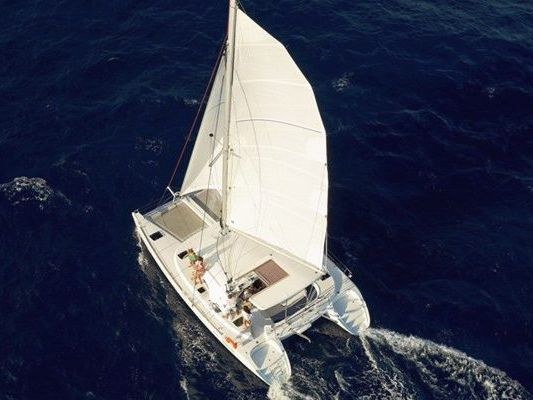 Catamaran sailing yacht Yacht Rental in