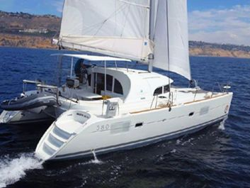 catamaran sailing yacht Yacht Rentals in Oakland
