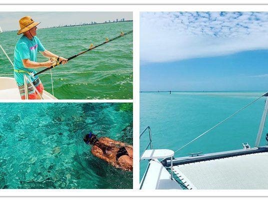 Motor Yacht Boat Charter in Miami Beach
