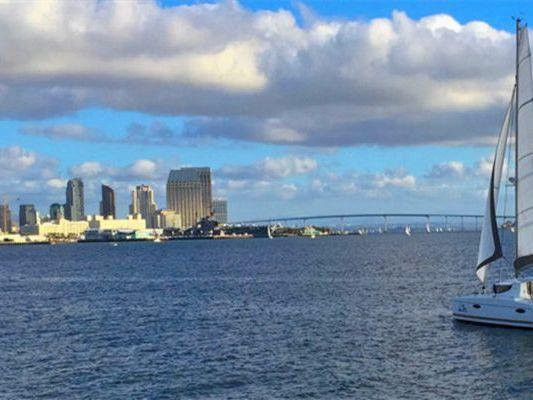 Catamaran sailing yacht Yacht Rental in San Diego
