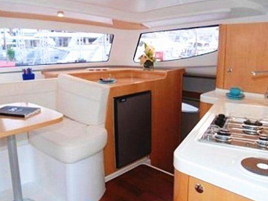 Catamaran sailing yacht Yacht Charter in Vilanova