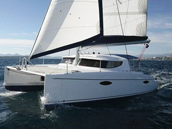 Catamaran sailing yacht Yacht Rentals in Vilanova