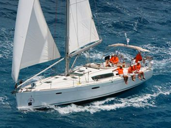 Monohull Sailboat Yacht Rentals in Winthrop
