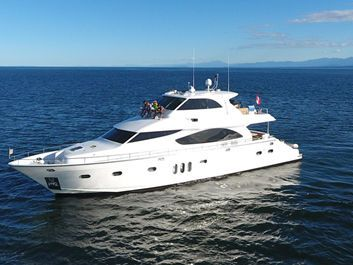 luxurious Motor Yacht Yacht Rentals in North Vancouver
