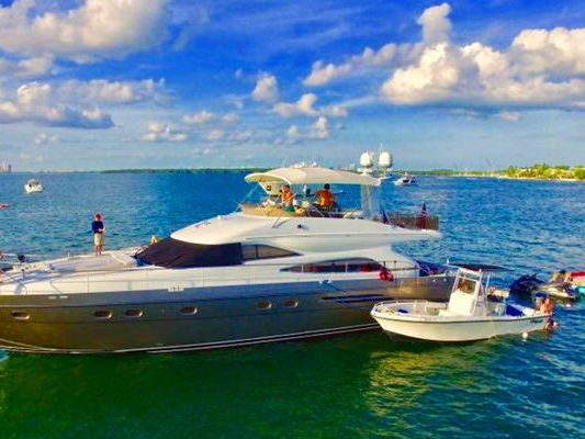 South Beach,Miami Yacht Rentals