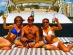South Beach,Miami Yacht Rental