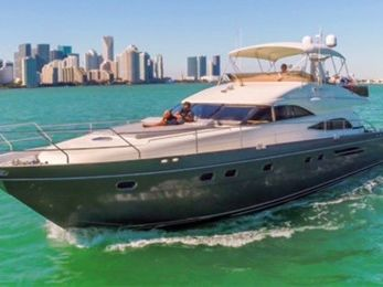 Motor Yacht Yacht Rentals in South Beach,Miami