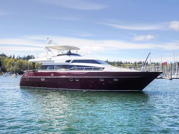 Motor Yacht Yacht Rentals in SEATTLE
