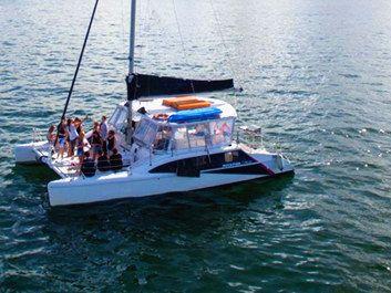 Catamaran sailing yacht Yacht Rentals in Sydney
