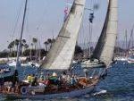 Monohull Sailboat Yacht Rental in San Diego