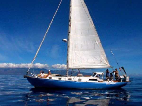 Maalaea Harbor, Maui Yacht Rental
