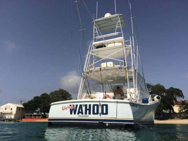 Catamaran Sailing Yacht Yacht Rental in Bridgetown