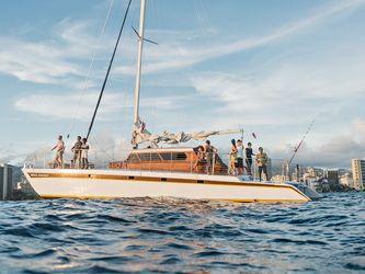 Catamaran sailing Yacht Yacht Rentals in Honolulu