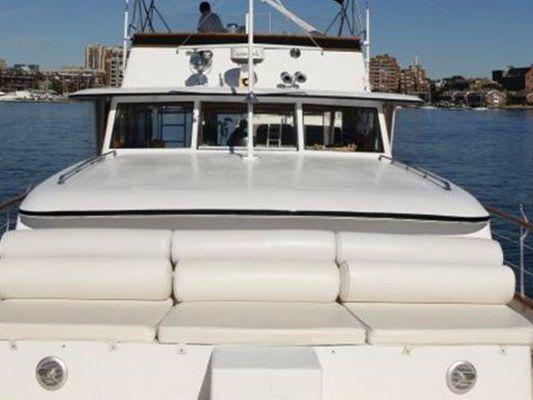 Party Motor Yacht Yacht Rental in Boston Harbor