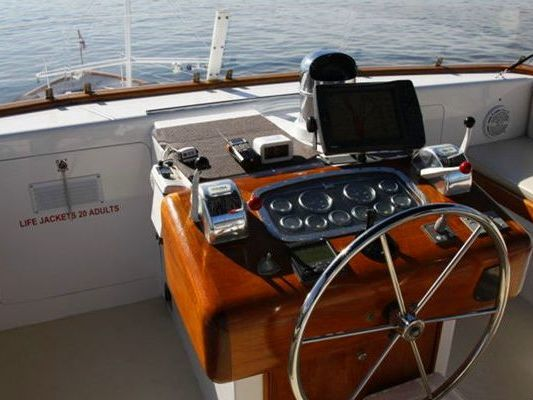 Party Motor Yacht Yacht Charter in Boston Harbor