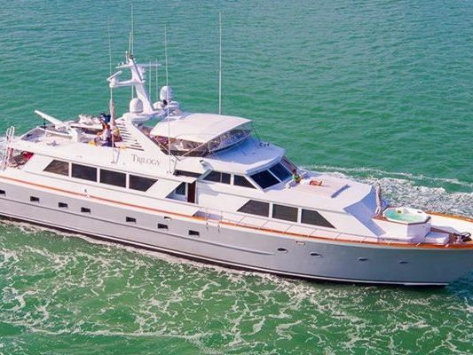 Quincy/Boston Yacht Rentals