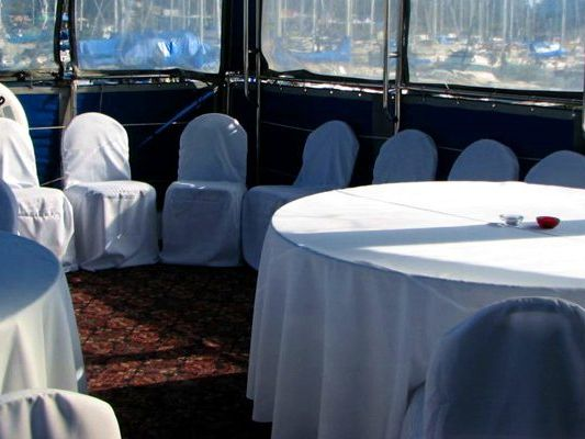Party Motor Yacht Yacht Charter in Berkeley